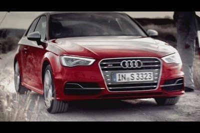Video: Audi S3 vs Audi Sport quattro