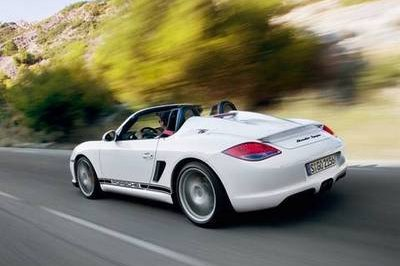 Video: Porsche Boxster Spyder
