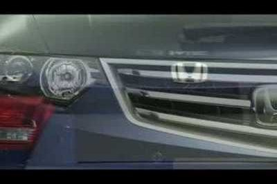 2009 Honda Accord - teaser video