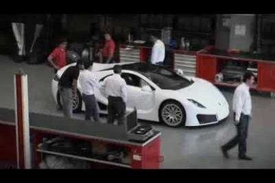 Video GTA Spano - first tease