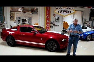 Video: Jay Leno reviews the 2013 Shelby GT500