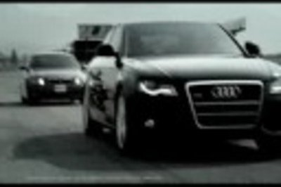 Audi A4 new advertising campaign