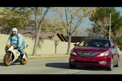 Super Bowl Ad: Hyundai Ad Bombing the Super Bowl with Five Commercials