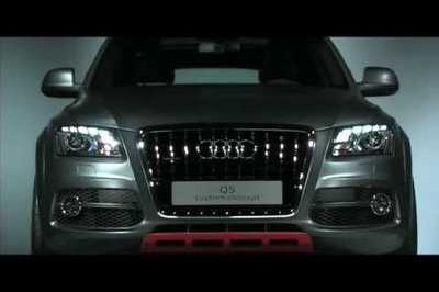 Video: Audi Q5 custom concept presentation