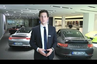 Video: Porsche Asks Fans to Design Special 911 Carrera 4S
