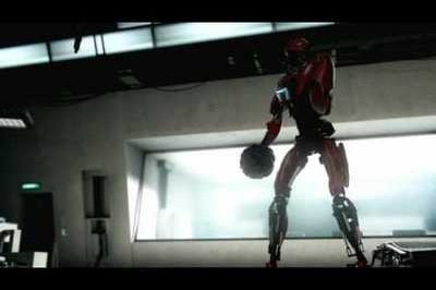 Bajaj's latest video shows motorcycles playing basketball and doing the moonwalk