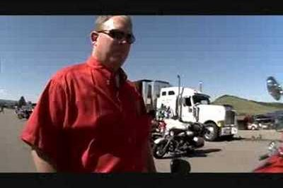 Everything about Boss Hoss Motorcycles and Trikes