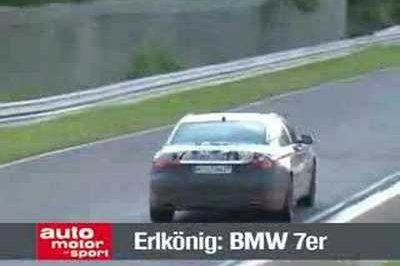 BMW 7-Series in action