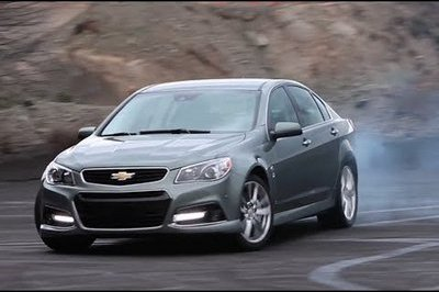Video: The Smoking Tire Takes the 2014 Chevrolet SS for a Spin