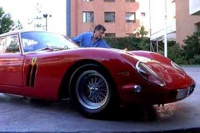 Video: Make sure your Ferrari 250 GTO is as clean as it can be
