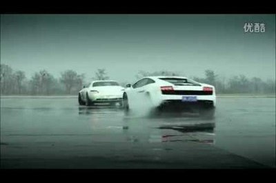 Video: A collection of supercars courtesy of the China Sportscar Club