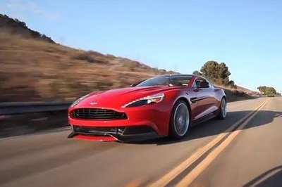Video: Matt Farah Reviews the 2014 Aston Martin Vanquish