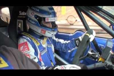 Video: Alain Prost takes the Dacia Duster V6 Racer out for a few test laps
