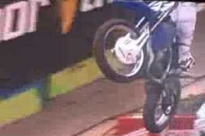 Chad Reed and its crash of Detroit