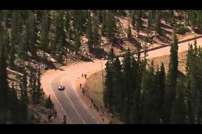 Video: Sebastien Loeb Crushes Pikes Peak Record