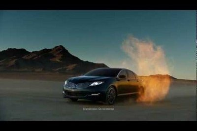 Super Bowl Ad: Lincoln's 2013 MKZ is Reborn with