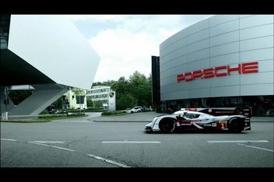 Video: Audi Welcomes Porsche back to Le Mans in a Special Way