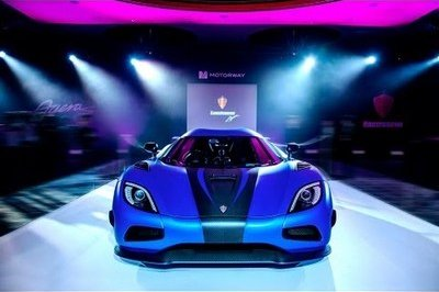 Video: Koenigsegg Agera S Becomes the Most Expensive Car Sold in Singapore