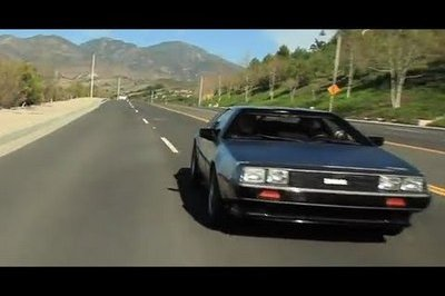 Video: Matt Farah drives the world's fastest DeLorean to mixed results