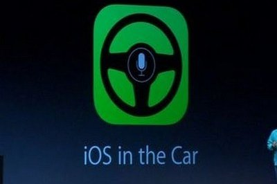 "Apple Shoehorns its way Into Your Car With ""iOS in the Car"""