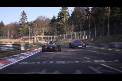 Video: Noble M600 and Atom V8 at the Nurburgring