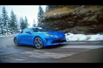 The New Alpine A110 Is A Nice Tribute To The Past