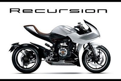 Suzuki Recursion will make its debut at the 2013 Tokyo Motor Show
