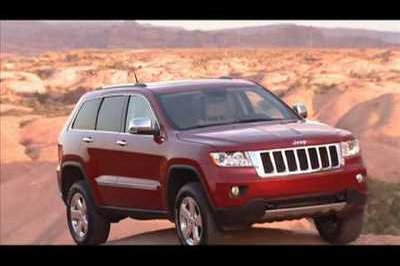 Chrysler releases new video of the 2011 Jeep Grand Cherokee