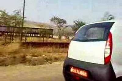 Tata Nano caught testing
