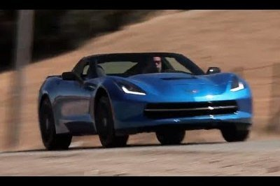 2014 - 2016 Chevrolet Corvette Stingray