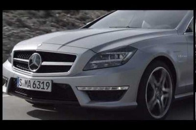 2013 Mercedes CLS 63 AMG Shooting Brake