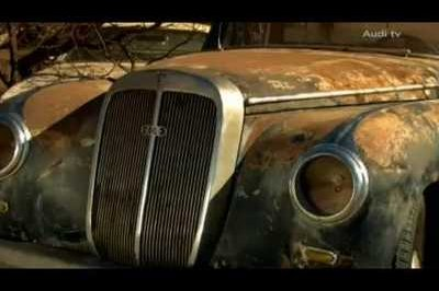 Video: Audi's search for the last Horch automobile