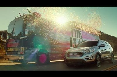 Super Bowl Ad: Go on a Play Date With the 2013 Santa Fe