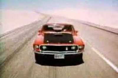 FORD Shelby GT 500 KR VIDEO