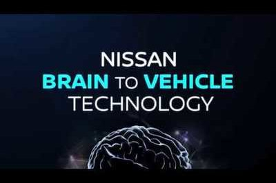 CES 2018 Weirdness: Nissan's Brain-to-Car Communication