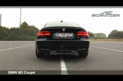 Video: Music for Your BMW Courtesy of AC Schnitzer