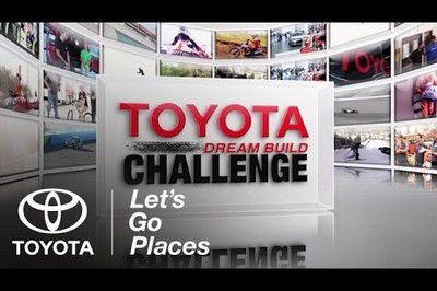 Toyota Previews Dream Build Challenge Lineup for SEMA
