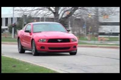Video: 2011 V6 Ford Mustang