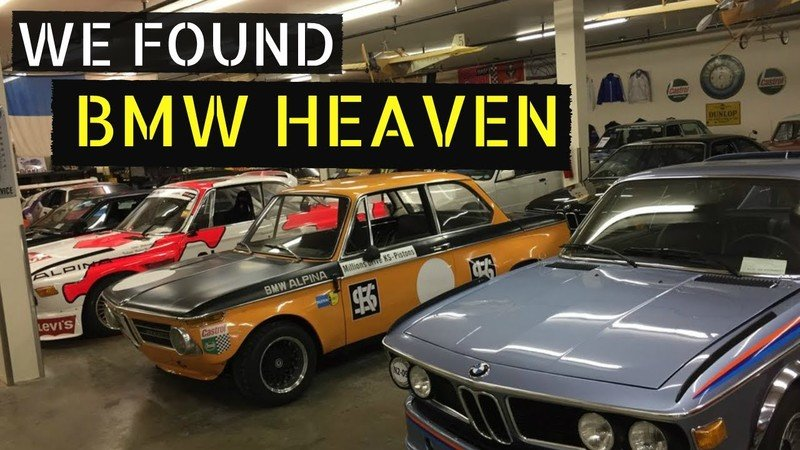 This Is, Without a Doubt, The Most Amazing BMW Collection You'll Ever See