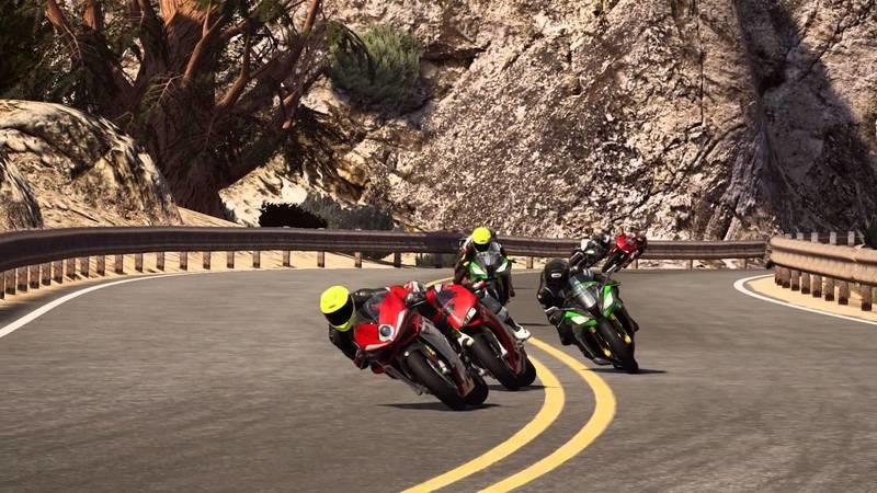 Video: RIDE Drops Demo Gameplay Ahead Of Release