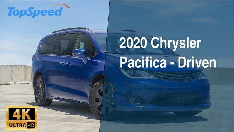 2020 Chrysler Pacifica - Driven