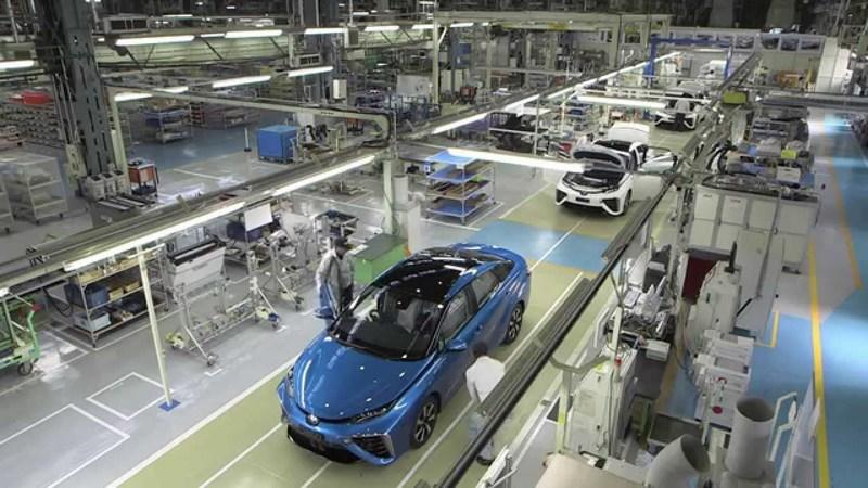 Making Of The Toyota Mirai: Videos