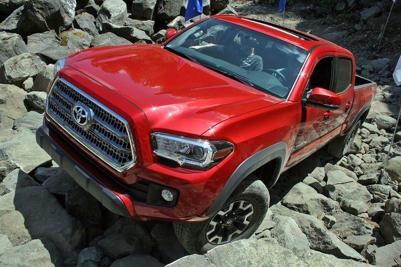 2016 Toyota Tacoma - First Drive