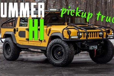 2021 Hummer M1-R by Mil-Spec Automotive