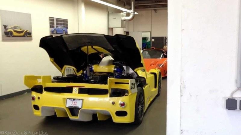 2008 Ferrari Enzo ZXX by Edo Competition and ZR Exotics