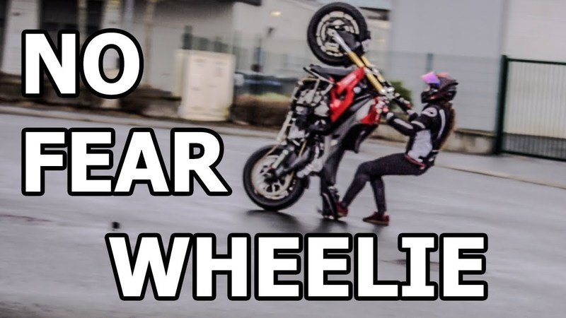 Sarah Lezito shows you how to flip the perfect wheelie