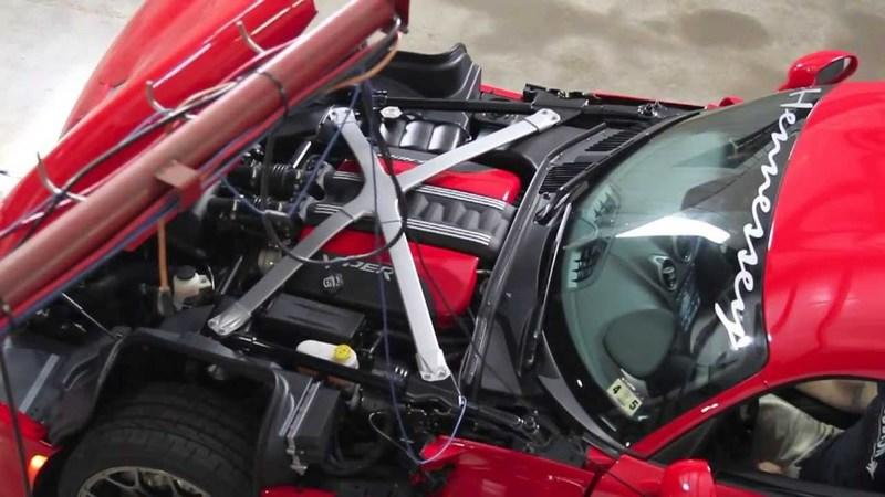 Video: Hennessey is Dyno Testing the SRT Viper