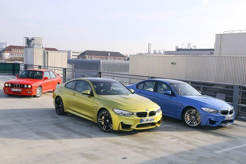 Video: 2014 BMW M3 and M4 Track Tested by AutoBild