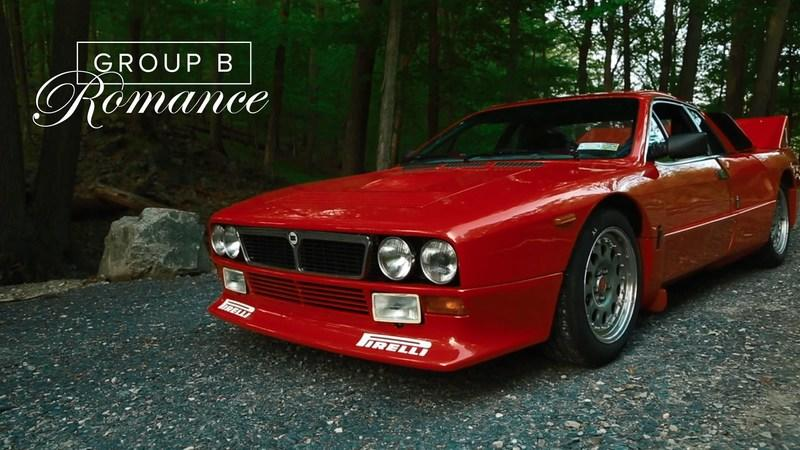 Video: Tribute to Lancia 037 Group B