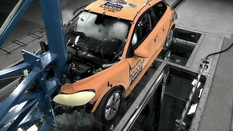 Video: Volvo whoops it up for the 10th anniversary of the Safety Centre